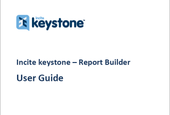 Report Builder User Guide